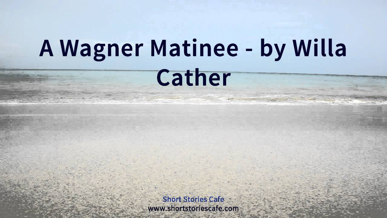 a wagner matinee theme