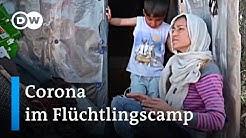 Wie das Coronavirus das Flüchtlingselend in Griechenland verstärkt