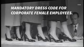 How Nicola Thorp's Fight Against A Discriminatory Dress Code Took England By Storm
