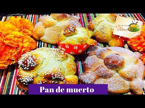 Pan de muerto recipe Bread of the dead