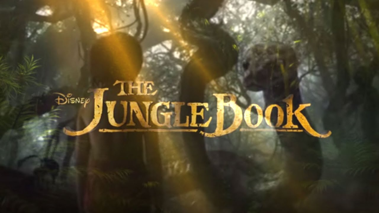 First trailer for Disneys liveaction Jungle Book