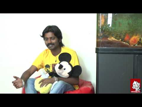 Makapa Anand Interview - Anand Vikatan