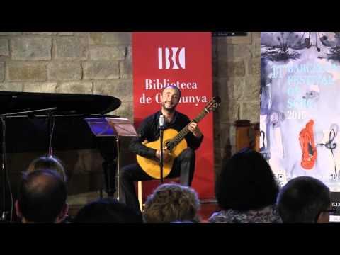 Barcelona Festival of Song 2015: Turkish Art Song Concert