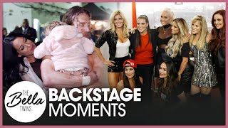 Best WWE Backstage moments | Top 5 BellaMoments