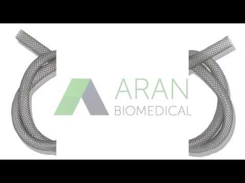 Advanced Nitinol Braiding - Aran Biomedical
