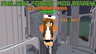 Twilight Forest Mod Review Highlands