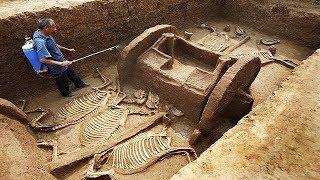 8 geheimnisvollste Entdeckungen auf der Welt!