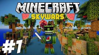 Skywars #1 - Τελευταίο! Ορκίζομαι! w/Stratoulis