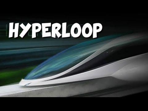 Hyperloop, el tren de alta velocidad Open Source