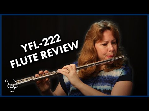 Yamaha YFL-222 Flute Review and Sound Samples | Hyson Music