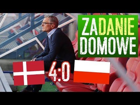 KATASTROFA! Dania 4:0 Polska - Janusze w natarciu! MASAKRA!
