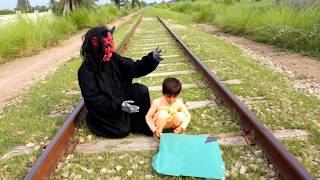 Shaitan Vs Kids   Shaitan Vs Train   Social Awareness Video   Kite and Two Brother Moral Story