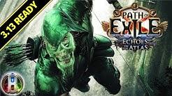 Path of Exile 3.10 - Toxic Rain Build - Trickster Shadow - Delirium PoE 2020