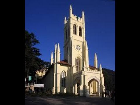 Christ Church Shimla | Best Places To Visit In Shimla | Travel 4 India