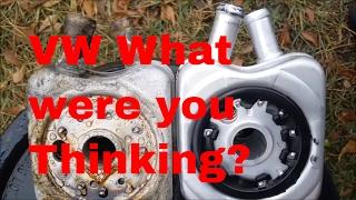Olie in de Koelvloeistof Wat te doen wanneer u Olie in uw antivries. 2004 VW Kever fix