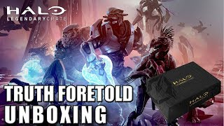 Unboxing - Halo Legendary Crate: Truth Foretold