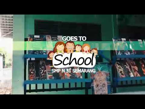 YOSSIE - DANI Edisi Goes To School
