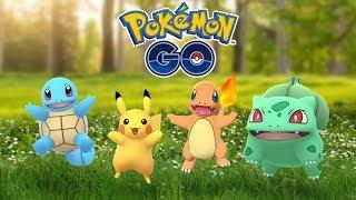 KANTO CELEBRATION EVENT START! - Pokémon GO LIVE!
