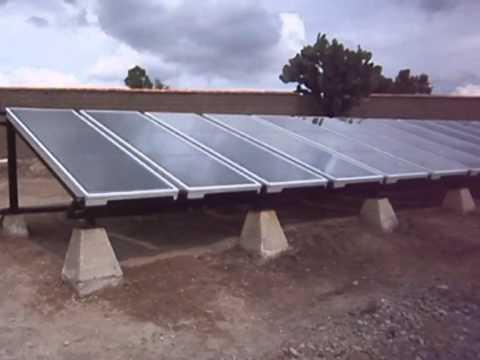 Deshidratador y Secador Solar Industrial en Hidalgo desarrollado por SAECSA
