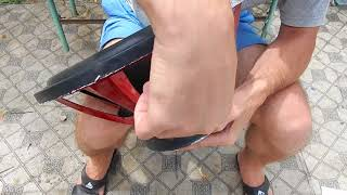 Димон купил два сабвуфера URAL Урал Bulava 15, делаем обзор