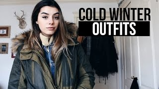 Outfits of the Week | Cold Winters