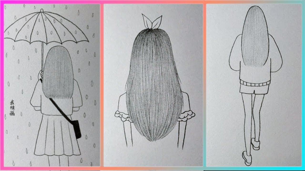 Hướng Dẫn Vẽ Tranh Bút Chì Đơn Giản Nhất   Nghệ Thuật Vẽ Tranh Bút Chì (P3)