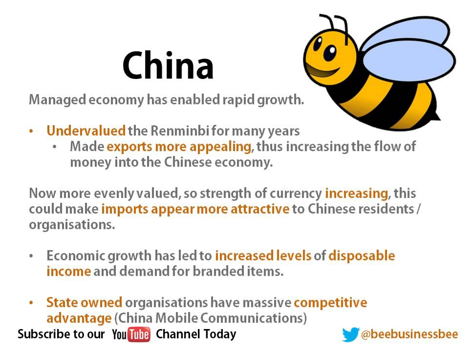 Bee Business Bee China General Information Presentation - YouTube