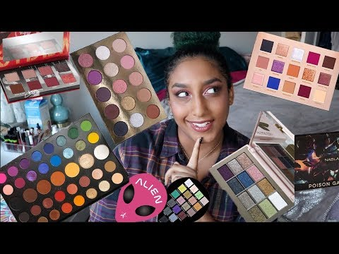 chatting about new makeup releases | morphe x james charles, milk makeup, bite beauty & more