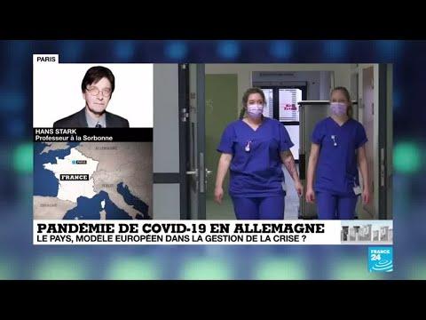 Coronavirus: La stratégie allemande de dépistage massif