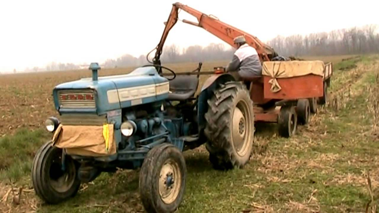 Ford 3000 Tractor Duals : Tractor ford funnydog tv