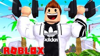 WEIGHT SIMULATOR 3 IN ROBLOX