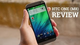 HTC One (M8) Review!