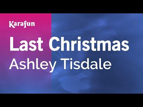 Karaoke Last Christmas - Ashley Tisdale *