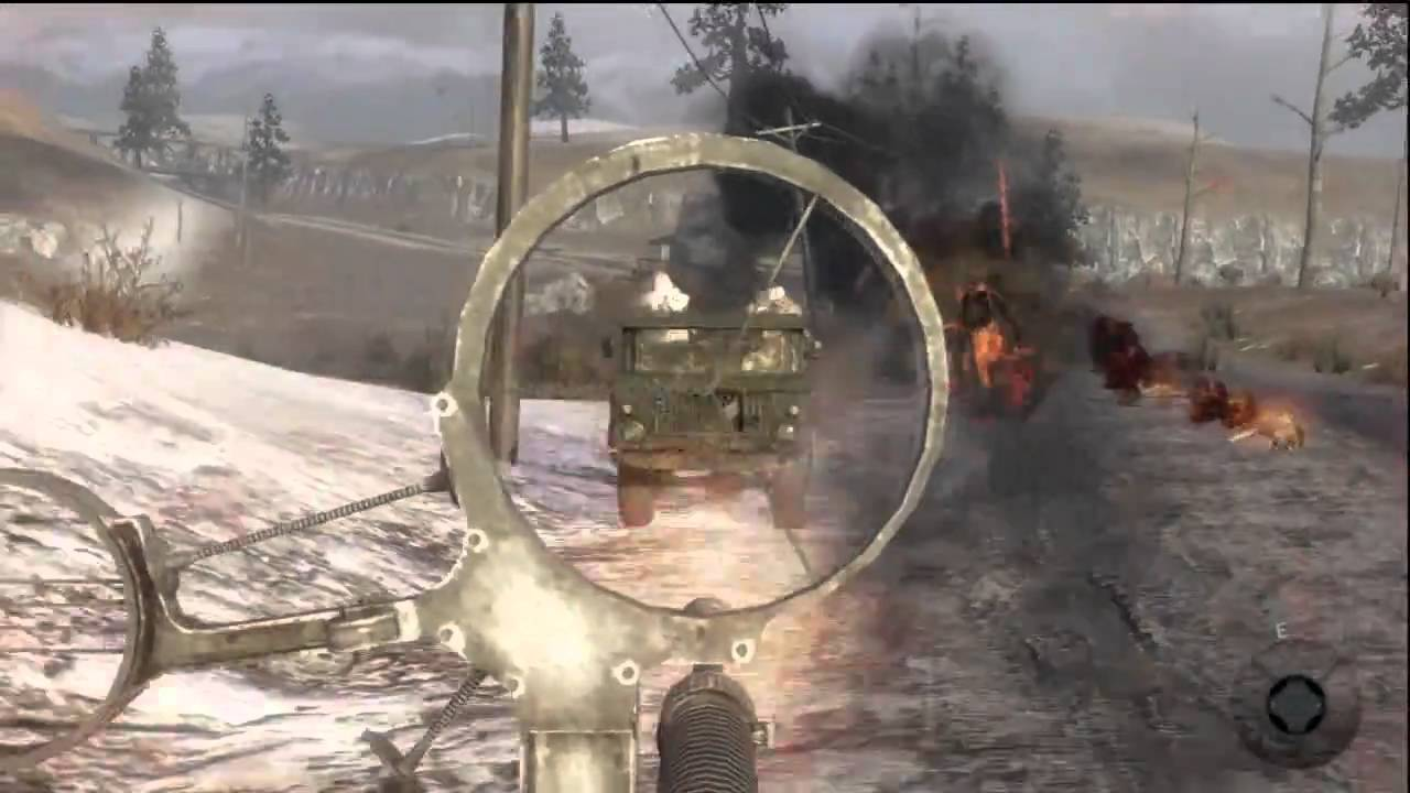 Call of Duty: Black Ops - Vehicular Slaughter Guide ...