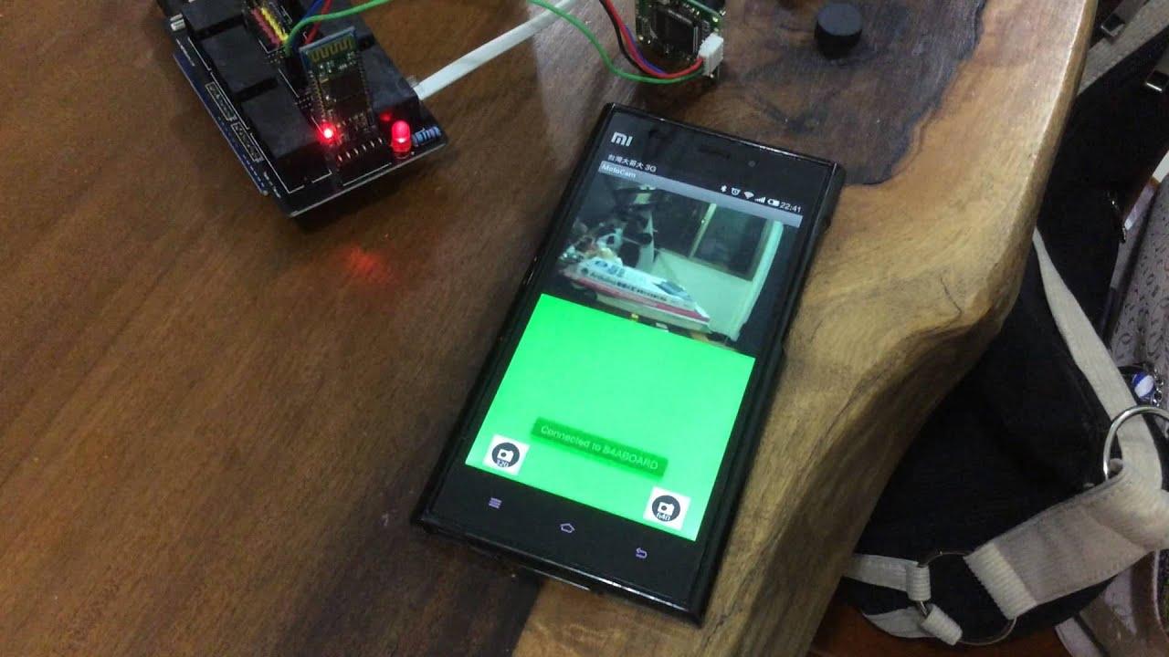 Arduino Progetti - Remote Camera Control - YouTube