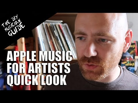 Apple Music for Artists Beta Quick Look | The DIY Musician Guide