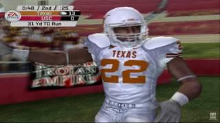 NCAA Football 06 PS2 Gameplay HD