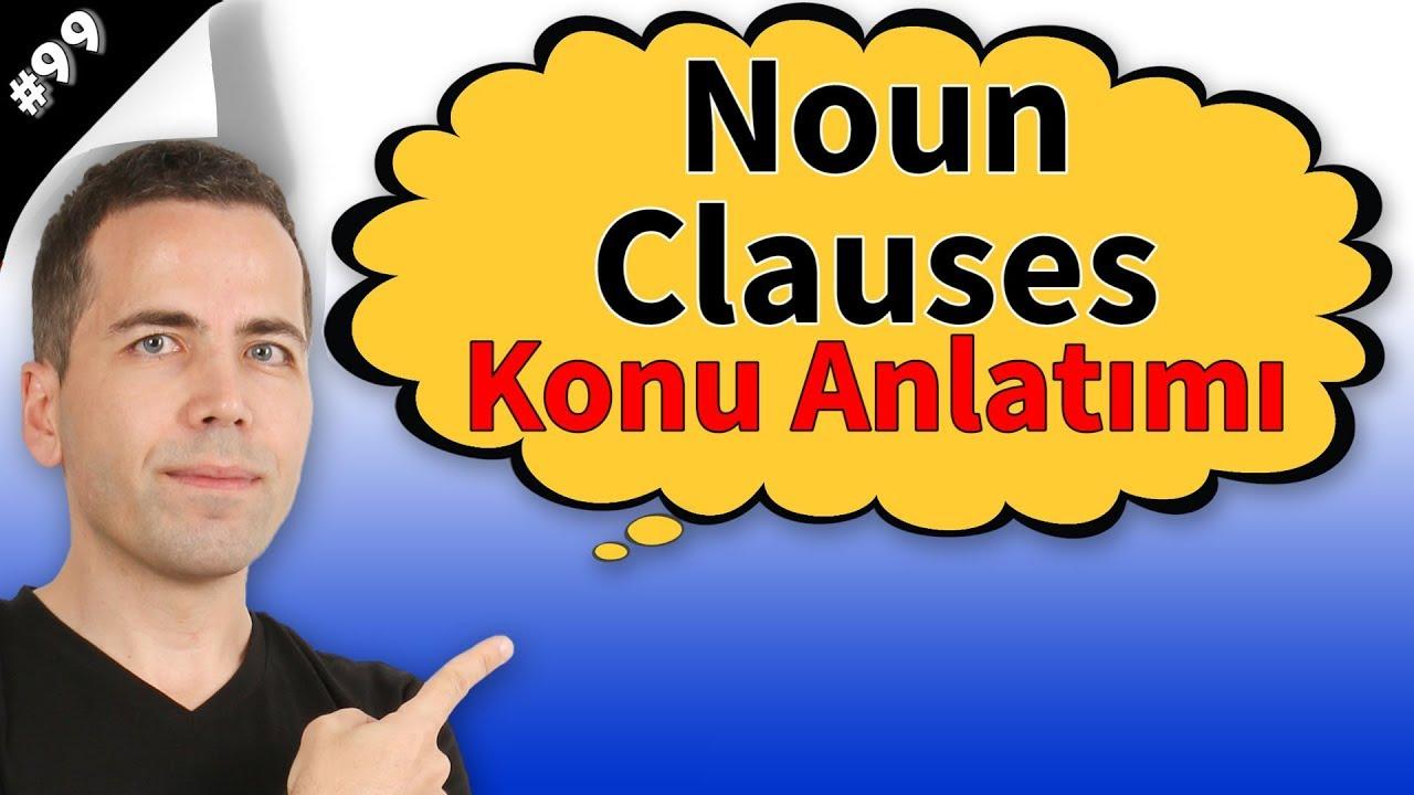 Noun Clause Konu Anlatımı #99