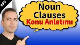 Noun Clause Konu Anlatımı 99