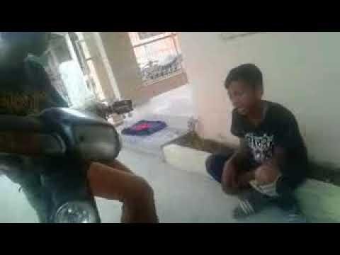 Rio pengamen Losarang -Lembaga Legislatif Punk