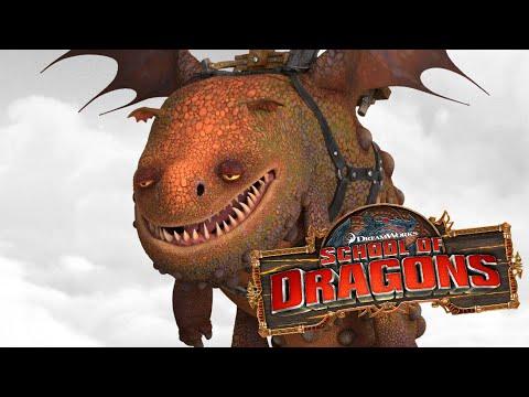 School of Dragons: Dragons 101 - The Hotburple - YouTube