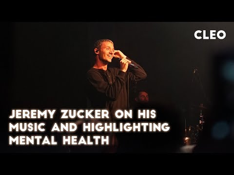 Jeremy Zucker Talks Music And Mental Health | CLEO Chats | CLEO Malaysia