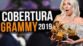 COBERTURA DO GRAMMY 2019 | #ParodiasTNT