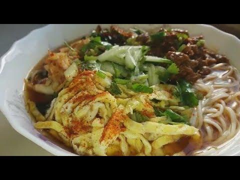 Корейское блюдо Кук-Си