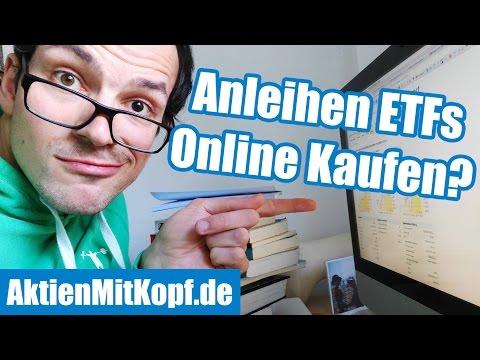 Anleihen & Anleihen-ETFs an der Börse kaufen Tutorial  3/4