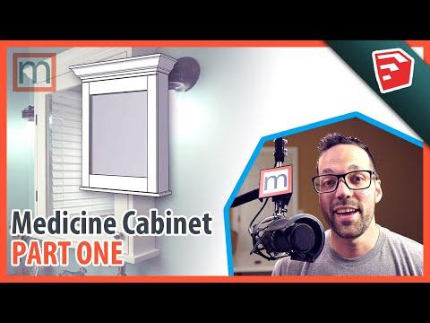 sketchup-free-tutorial-medicine-cabinet-walk-through-(part-1)