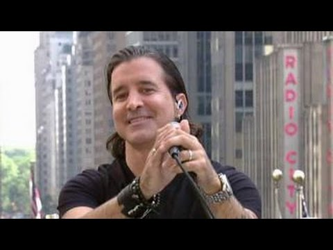 Scott Stapp sings 'My Sacrifice'