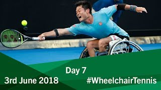 Men's Finals | Day 7 | 2018 BNP Paribas Wheelchair Tennis World Team Cup