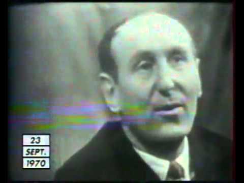 Bourvil son décès 23 09 1970