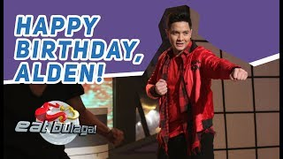 Alden Richard's BIrthday Prod | January 02, 2018